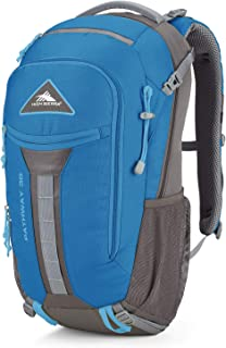 High Sierra Pathway 30-Liter Internal Frame Hiking Backpack - Internal Frame Backpack with Hydration Port - Compatible with 3-Liter Hydration Reservoir - for Hiking, Camping, or Trekking Adventure