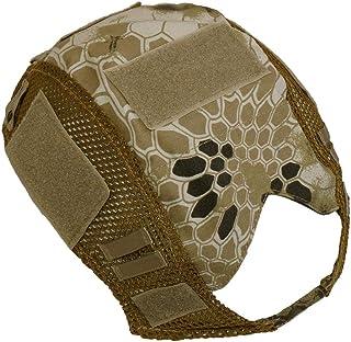 SHENKEL OPS-COREタイプ FASTヘルメット用 ヘルメットカバー メッシュ仕様 KHI ハイランダー