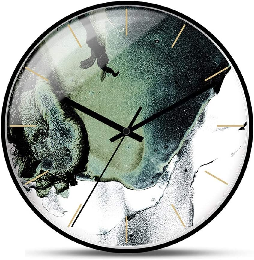 Wall Clock WGZ Metal Frame Decoration Abstract Sale Recommendation Creative P