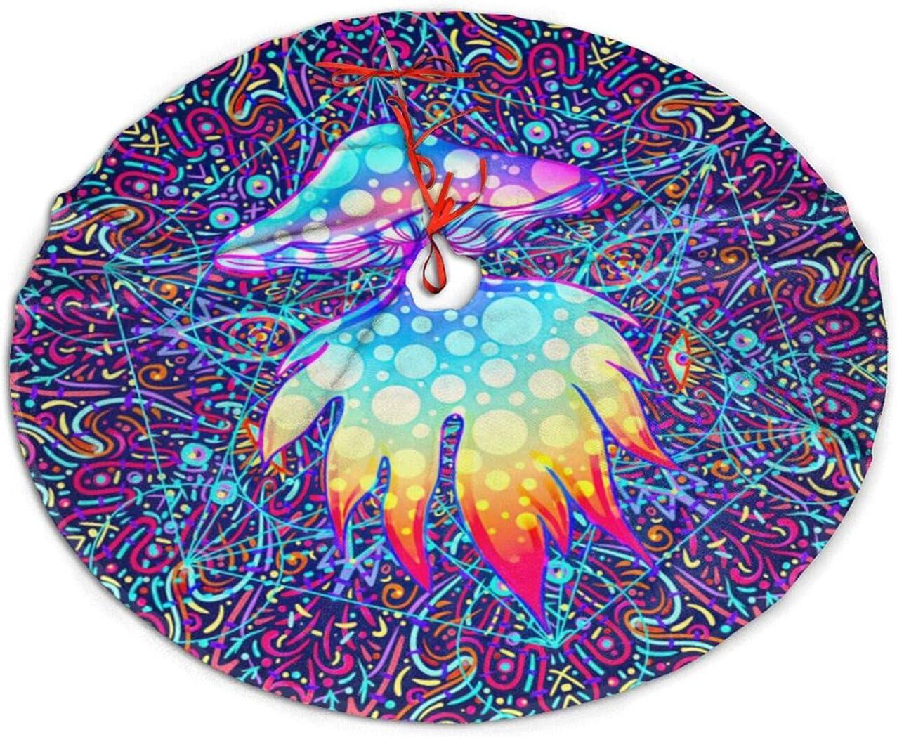 Super-cheap HUANGJ Colorful Magic Galaxy Spring new work Growing Tree Sk Mushrooms Christmas