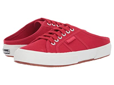 Superga 2551 COTU (Flame Red) Women