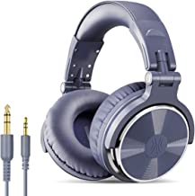 OneOdio Over Ear Headphone, Wired Bass Headsets with 50mm...