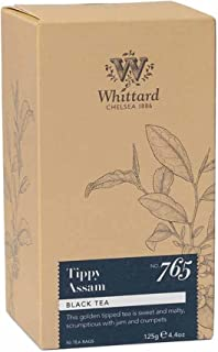 Whittard Tea Tippy Assam 50 Traditional Teabags