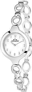 Chronostar R3753275504 Selena Year Round Analog Quartz Silver Watch