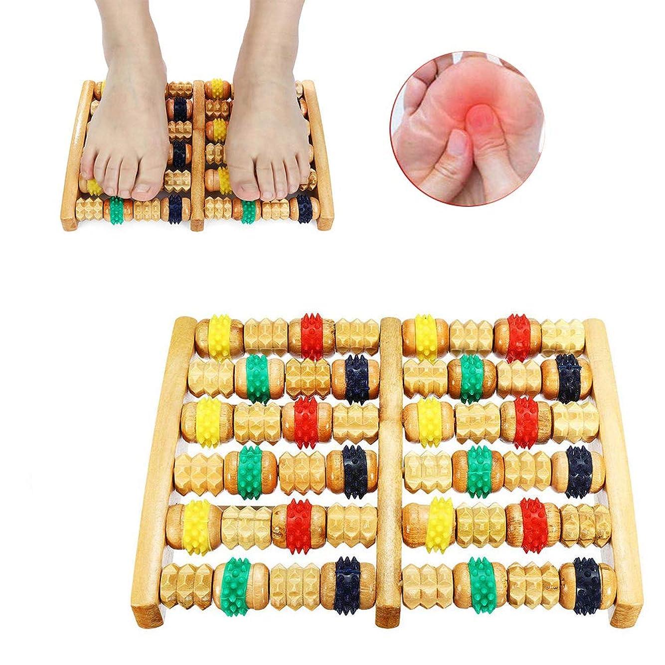 デマンド鑑定他の場所フットマッサージャーローラー、足のマッサージは足の痛み、リラクゼーション、ストレス解消のために足底筋膜炎を和らげます