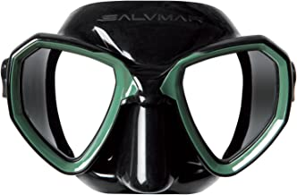 Salvimar Morpheus freediving low volume mask excellent quality for great price