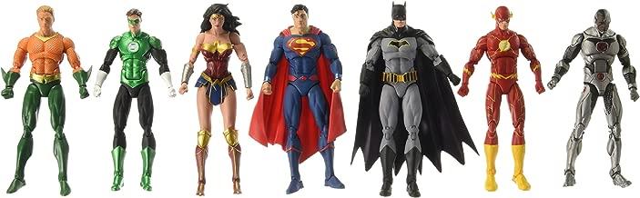 justice league rebirth action figures