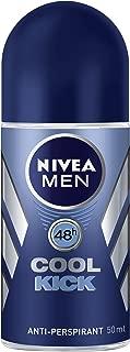 NIVEA, MEN, Deodorant, Cool Kick, Roll On, 50ml