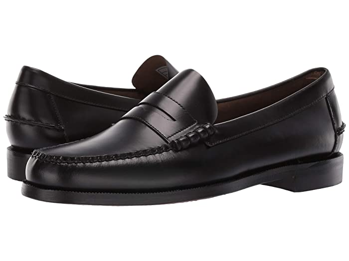 Men's 1950s Shoes Styles- Classics to Saddles to Rockabilly Sebago Classic Dan $130.99 AT vintagedancer.com