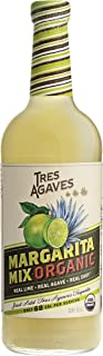 Tres Agaves Mix Margarita, 33.8 oz