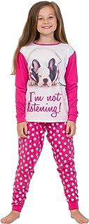Pijama largo para niña de 9 a 14 años
