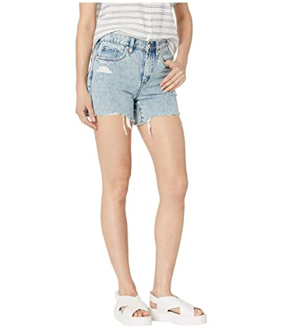 Blank NYC Barrow Distressed Shorts in Acid Trip (Acid Trip) Women