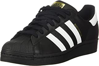 adidas Originals Superstar Foundation Shoes, Scarpe da Ginnastica Uomo, Nero Core Black/Ftwr White/Core Black 001, 36 EU