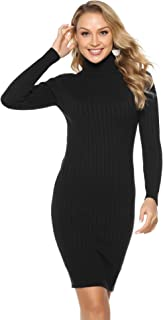 knit sweater dresses