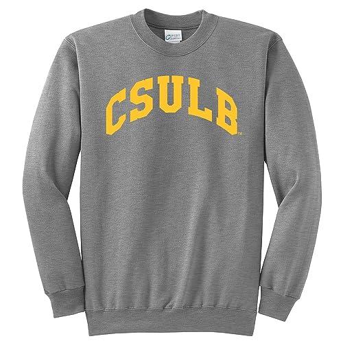 946bbd164d55 Campus Merchandise NCAA Arch Classic Crewneck Sweatshirt