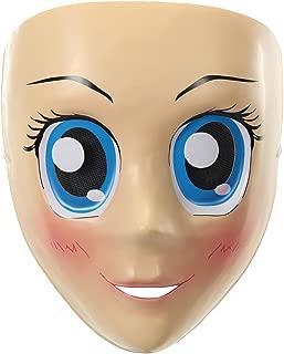 Anime Mask (Blue)