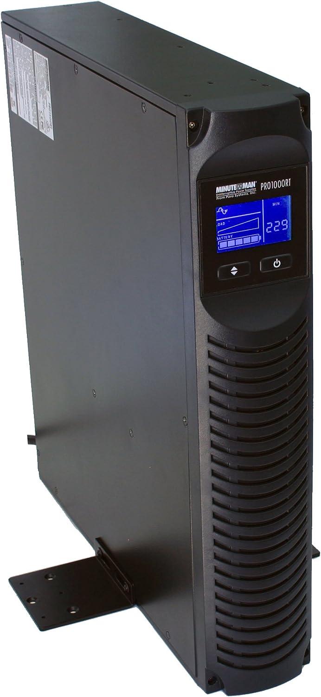 Minuteman Uninterrupted Power Supply, (PRO1000RT)