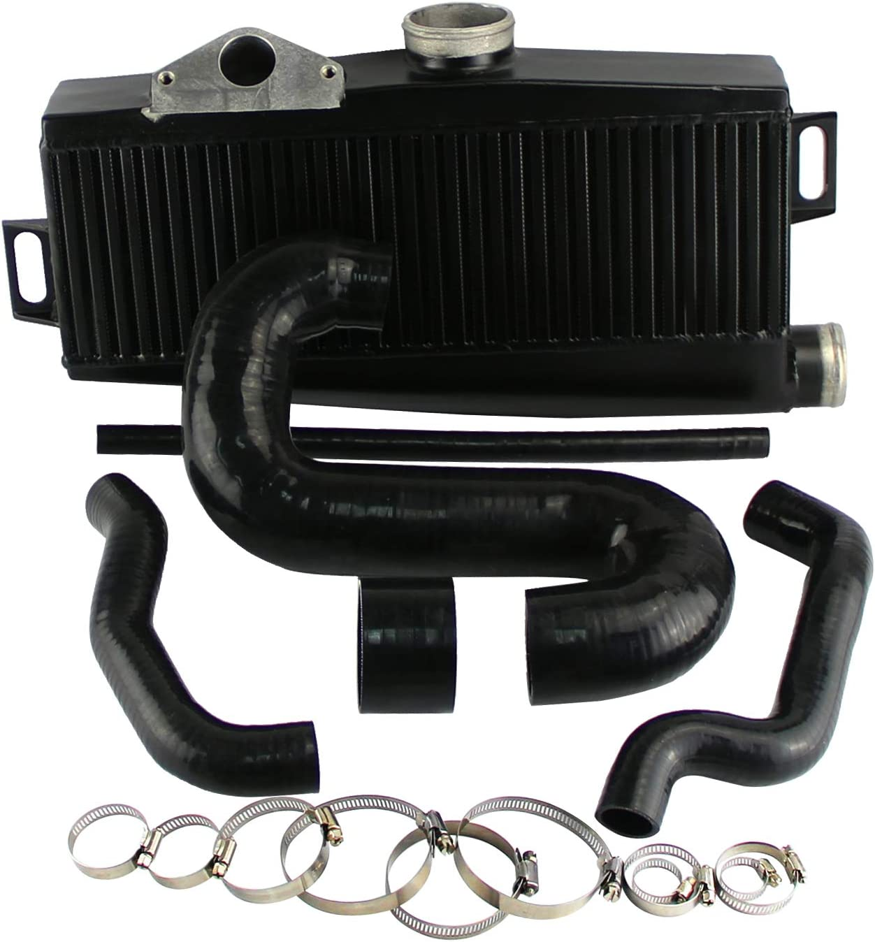 New Genuine Top-Mount Intercooler Kit Clearance SALE Limited time w Silicone St for Wrx Hoses Subaru