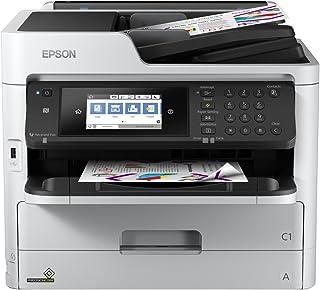 Epson C11Cg03401 Workforce Pro Wf-C5710Dwf Snel Multifunctioneel Inkjetprinter Voor Kleine Werkgroepen
