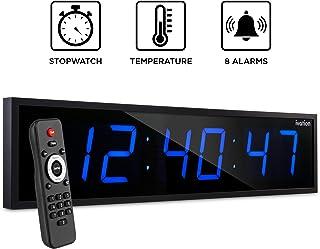 Digital Gym Clock