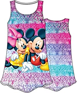 Minnie Mouse Disney Girls Mickey and Sublimated Dress ...