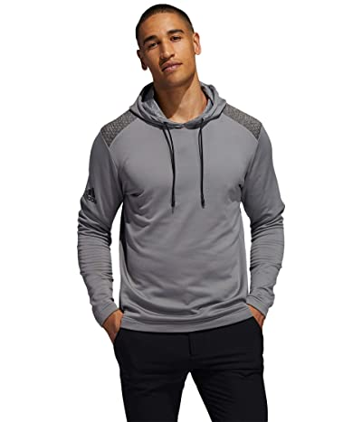 adidas Golf Cold.Rdy Hoodie (Grey Three) Men