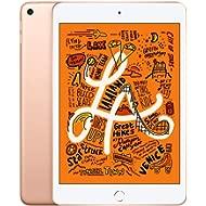 Apple iPad mini (Wi-Fi, 64GB) - Gold (Latest Model) (Renewed)