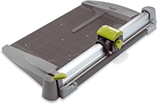 Rexel SmartCut A525 Rotary Trimmer 3-in-1Cuts 465mm for 30x 80gsm Area 465x355mm A3 Ref 2101968