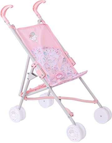 Peppa Pig Stroller Kids Toy Pram Pushchair Buggy Gift