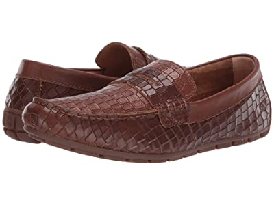 Born Andes (Brown (Marrone) Embossed Full Grain Leather) Men