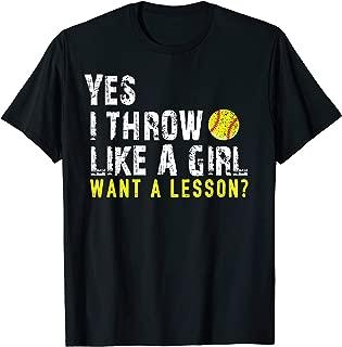 Softball Shirts For Girls, Softball Tshirts For Women