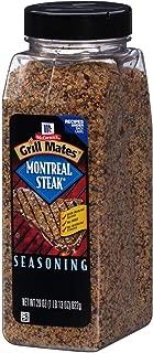 McCormick Grillmates MONTREAL STEAK Seasoning 29oz. (2 Pack)