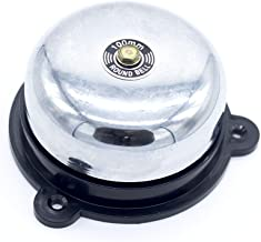 Prendeluz - Timbre industrial 20W. Nivel sonoro 98dB. Timbre de acero inoxidable.