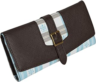 x Harry Potter Hogwarts Plaid Flap Wallet