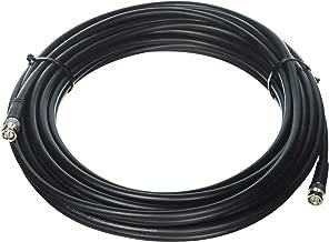 Monoprice Viper Series HD-SDI RG6 BNC Cable, 50ft