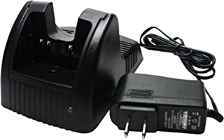 UpStart Battery Replacement for Yaesu FNB-83 Two-Way Radio Chargers (100-240V) - Compatible with Yaesu FT-60R, Yaesu FT-270R, Yaesu VX-170, Yaesu FT-250R, Yaesu VX-150, Yaesu FT-277R
