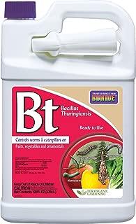 Bonide BT Thuricide Spray, Ready-to-Use, 1 Gallon