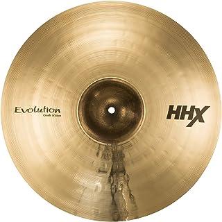 "Sabian HHX 19"" Evolution Crash Cymbal, Brilliant Finish"