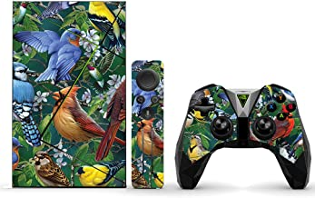 MightySkins Skin Compatible with NVIDIA Shield TV Pro - Backyard Gathering   Protective, Durable, and Unique Vinyl Decal wrap Cover   Easy to Apply, Remove, and Change Styles   Made in The USA