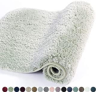 Best mint green bathroom rugs Reviews