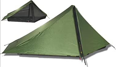 Six Moon Designs Skyscape Trekker - Green - 1 Person, 28 oz. Tent - 2018 Version
