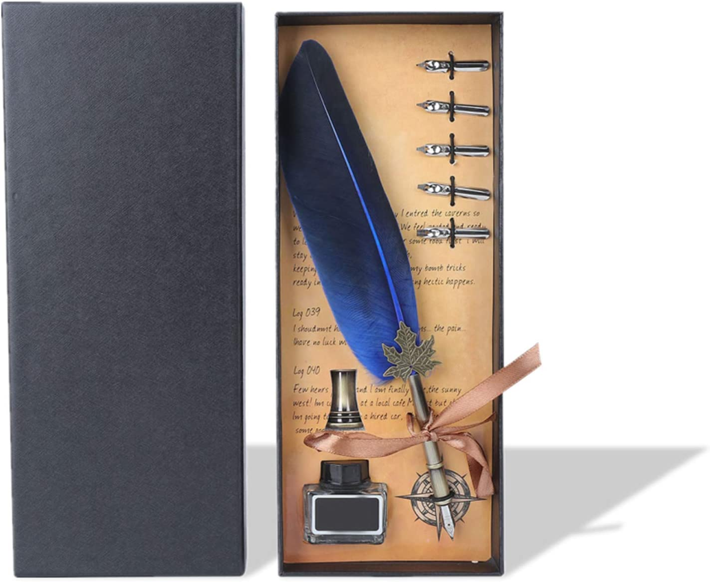 EBTOOLS sale Quill Pen Dip Unique Hand Ranking TOP12 Gift Drawing Elegant for