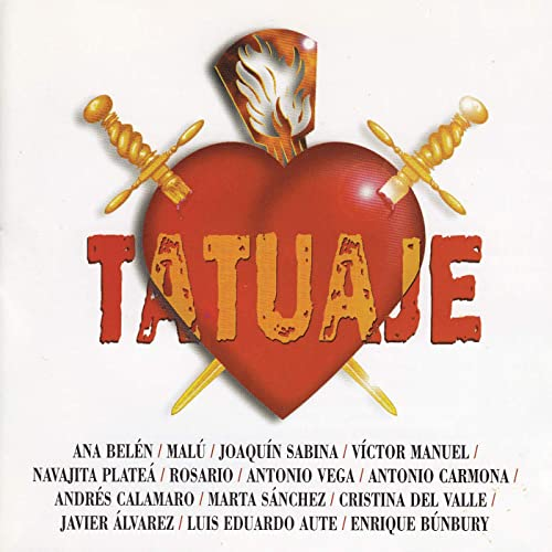 Tatuaje de Various artists en Amazon Music - Amazon.es