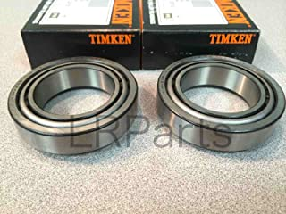 LAND ROVER DEFENDER DISCOVERY 1 RANGE ROVER CLASSIC P38 DIFFERENTIAL BEARING x2