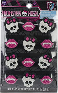 Wilton 710-6677 Monster High Icing Decorations