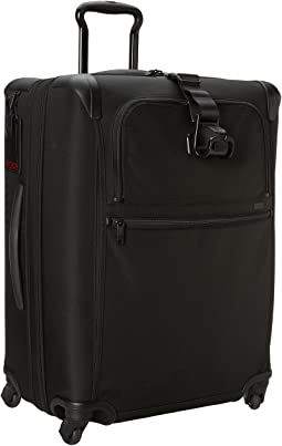 Alpha 2 - Short Trip Expandable 4 Wheeled Packing Case
