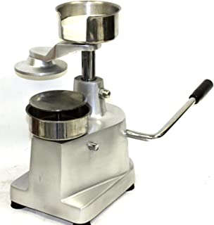 9TRADING Stainless Manual Hamburger Press Patty Molding Machine for Deli Home kitchen
