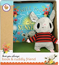 Will You Be My Sunshine Gift Set (Book and Cuddly Friend) (Book and Cuddly Plush Toy Friend)