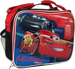 Cars Lightning McQueen Soft Lunch bag kit