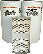 Luber-finer LK238D Detroit Diesel Filter Kit
